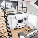 5-idee compartimentare interioara casa mica amenajata loft