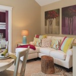 5-idei amenajare sufragerie foarte mica open space