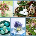 5-idei decorative pentru masa de Pasti