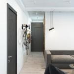 5-idei spatiu pentru bicicleta hol mic apartament