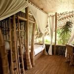 5-interior casa din bambus proiect Ibuku Bali Indonesia