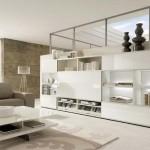 5-interior living modern pereti si mobila de culoare alba