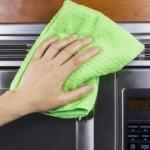 5-laveta imbibata cu alcool pentru stergerea suprafetelor din inox