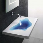 5-lavoar baie castelano design minimalist de forma neregulata