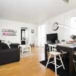 5-living si loc de luat masa open space modern apartament 3 camere