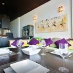 5-loc de luat masa in living modern cu influente marocane