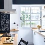 5-mobila alba minimalista decor bucatarie open space apartament 55 mp