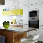 5-mobila bucatarie moderna mica proiectata la comanda