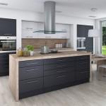 5-mobila gri inchis decor bucatarie moderna