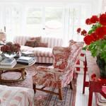 5-mobilier tapiterie alb rosie decor living vintage shabby chic