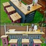 5-model de bar pentru curte si gradina cu tabureti asortati