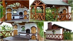 5-model de bucatarie de vara cu design rustic
