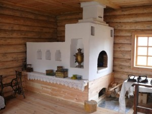 5-model soba veche traditionala cu pat si cuptor