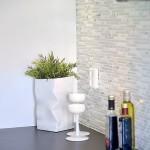 5-mozaic din sticla finisaj perete blat de lucru bucatarie