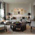 5-note eclectice decorative in amenajarea unui living modern