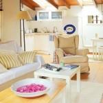 5-open space cu living bucatarie si loc de luat masa casa mica 40 mp