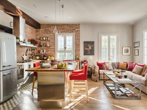 5-open space cu living si bucatarie apartament doua camere spania