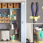 5-organizare debara depozitare produse curatenie si unelte