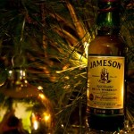 ornament brad sticla whiskey