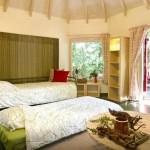 5-pat extensibil cabana mica in forma de iurta Olanda