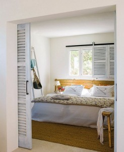 5-pat mare dormitor casa mica de vacanta 37 mp
