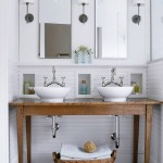 5-perete baie placat cu lambriu plastic alb