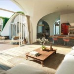 5-proiect amenajare casa mare acoperita de pamant si gazon Green Magic Homes