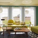 5-randare 3D amenajare interioara living cu aplicatia gratuita HomeStyler