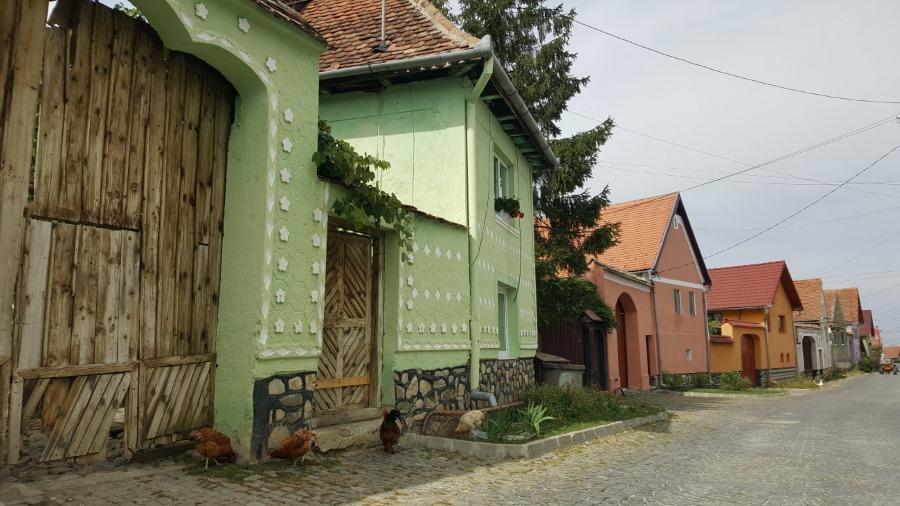 sat poplaca sibiu case la strada
