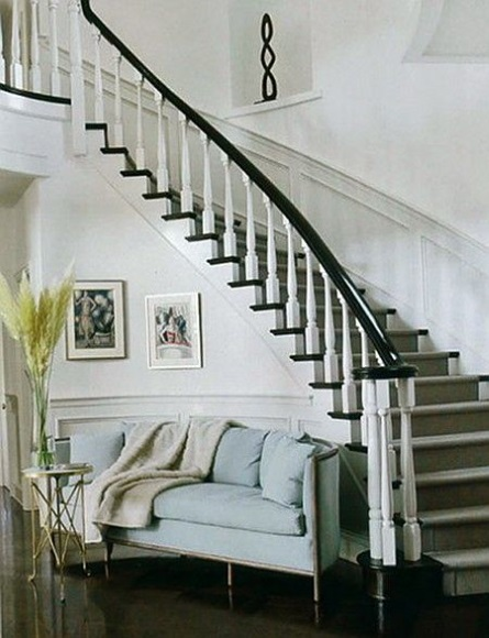 5-scara interioara casa Jennifer Lopez dupa renovare