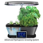 5-sistem cultivare plante in sistem aeroponic Aero Garden