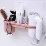 5-suport cu ventuze pentru feon si accesorii par organizare baie pret 3 euro