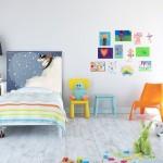 5-tablie de pat pentru camera copiilor noyo Home