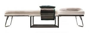 5-taburet extins intr-un pat pliant BoConcept magazin Fleximo