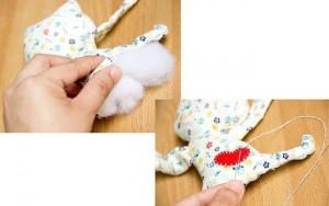 5-umplerea cu vatelina a pisicilor moi decoratiuni pentru perdele si draperii