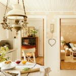 5-vedere din bucatarie spre living casuta vacanta rustica sef ikea spania