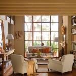 5-zona de conversatie in fata semineului de langa biblioteca