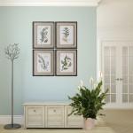 6-Spathiphyllum planta de interior decorativa prin frunze si florile albe