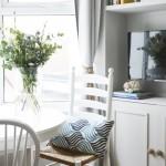 6-accente decorative si impletituri vegetale si din sfori amenajare living maritim