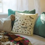 6-accente turcoaz si textile frumoase decor living