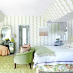 6-accente verde greenery in amenajara unui dormitor primavaratic
