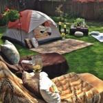 6-amenajare camping in curtea casei