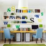 6-amenajarea a doua birouri de studiu in camera copiilor