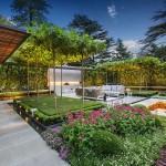 6-aranjamente compozitii florale gradina moderna amenajata de Nathan Burkett