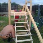 6-asamblare loc de joaca din lemn
