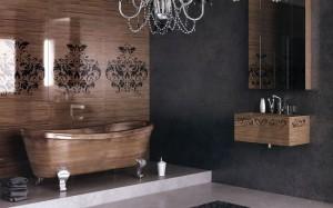 6-baie moderna de lux decorata in stil fusion
