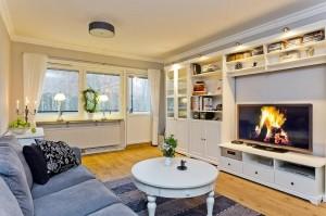 6-biblioteca alba decor living apartament 3 camere 80 mp