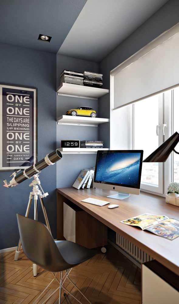 birou mare fereastra camera copil