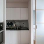 6-blat de lucru cu chiuveta si plita bucatarie apartament mic 2 camere 35 mp