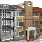 6-bloc de apartamente pe structura metalica